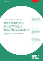 Održivi razvoj u Hrvatskoj i Europski zeleni plan