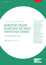 Europski zeleni plan nas ne smije vratiti na staro