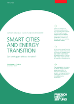 Smart cities and energy transition