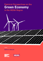 Feminist perspectives on green economey in the MENA region