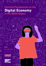 Feminist perspectives on the digital economy in the MENA region