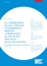 El Coronavirus en las cárceles colombianas