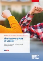 The recovery plan in Greece