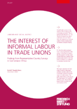 The interest of informal labour in trade unions