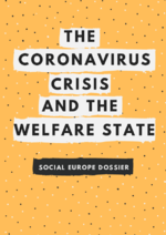 The Coronavirus crisis and the welfare state