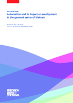 Automation and its impact on employment in the garment sector of Vietnam