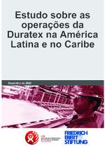 Estudo sobre as operações da Duratex na América Latina e no Caribe