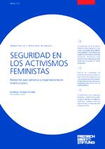 Seguridad en los activismos feministas