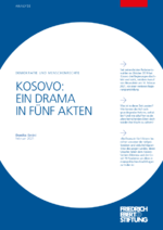 Kosovo: Ein Drama in fünf Akten
