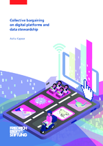 Collective bargaining on digital platforms and data stewardship
