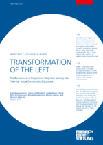 Transformation of the left