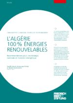 L'Algérie 100% énergies renouvelables
