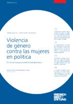 Violencia de género contra las mujeres en política