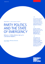 Party politics and the state of emergency
