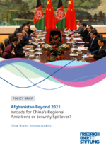 Afghanistan beyond 2021