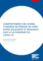 Comportement des jeunes Tunisiens en période de crise