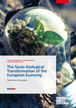 The socio-ecological transformation of the European economy