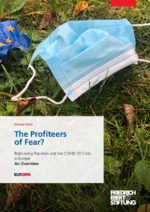 The profiteers of fear? Europa