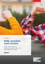 Rolle vorwärts nach Corona