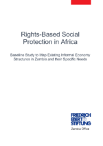 Rights-based social protection in Africa