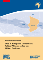 Chad in its regional environment: political alliances and ad hoc military coalitions
