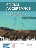 Social acceptance of renewable energy sources versus oil shale in Jordan