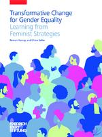 Transformative change for gender equality