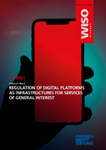 Regulation of digital platforms as infrastructures for services of general interest