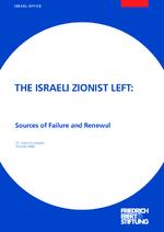 The Israeli Zionist left