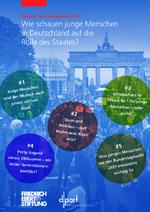 Wie schauen junge Menschen in Deutschland auf die Rolle des Staates?