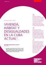 Vivienda, hábitat y desigualdades en la Cuba actual