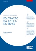 Politização da justiça no Brasil
