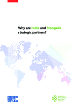 Why are India and Mongolia strategic partners?