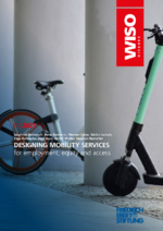 Designing mobility services for employment, equity and access