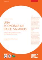Una economía de bajos salarios