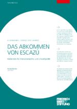 Das Abkommen von Escazú