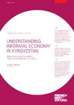 Understanding informal economy in Kyrgyzstan