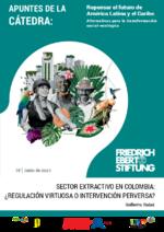 Sector extractivo en Colombia