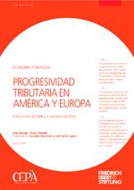 Progresividad tributaria en América y Europa