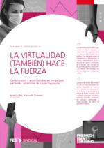 La virtualidad (también) hace la fuerza