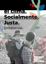 Acción por el clima. Socialmente. Justa.