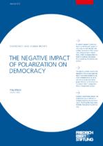 The negative impact of polarization on democracy