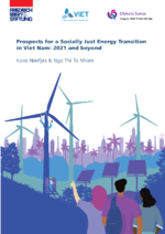Prospects for a socially just energy transition in Viet Nam: 2021 and beyond
