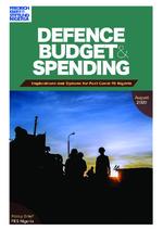 Defence budget & spending