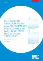 Del conflicto a la cooperación