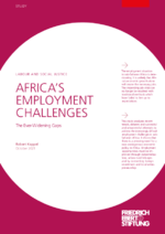 Africa's employment challenges