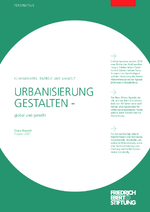 Urbanisierung gestalten