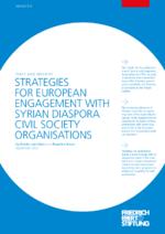 Strategies for European engagement with Syrian diaspora civil society organisations