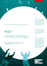 PEET - the Political Economy of Energy Transition in Southeast Europe