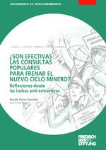 Son efectivas las consultas populares para frenar el nuevo ciclo minero?